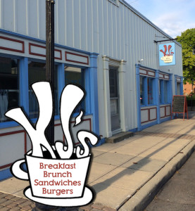 Pretzels at stops will be provided by KJ's